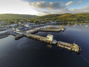 RJ Mcleod - Ullapool Harbour Extension